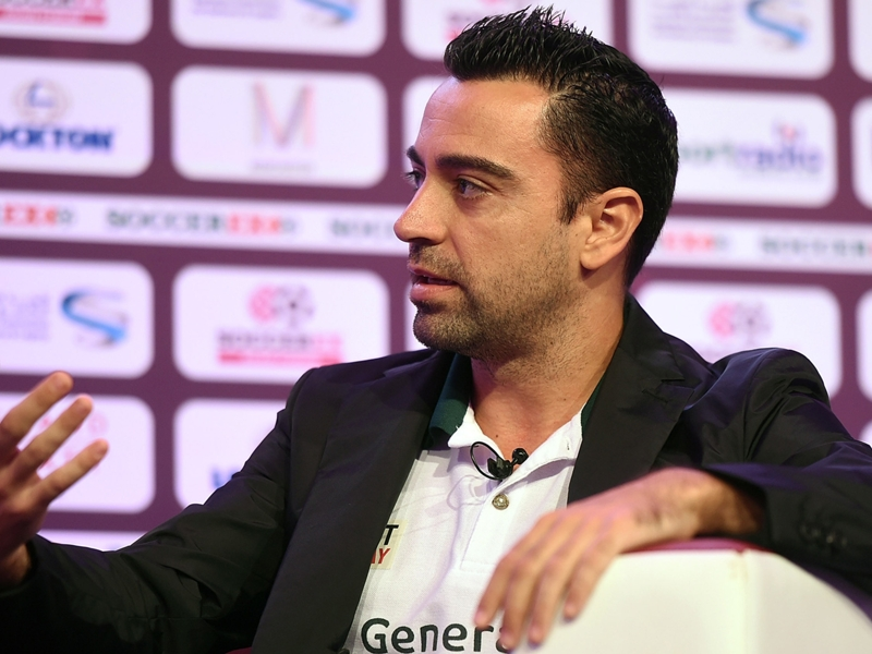 'It's totally premature' - Xavi admits he's not ready for Spain job