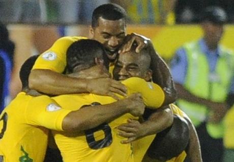 Jamaica lifts Caribbean Cup