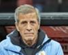 Uruguay boss Oscar Tabarez
