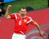 Russia international Denis Cheryshev