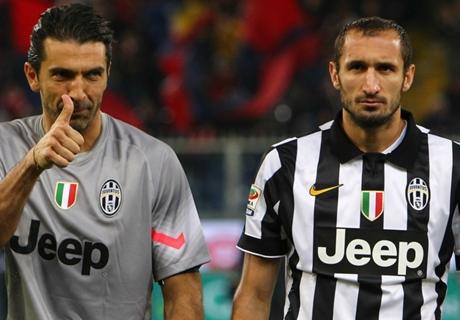 Juventus, Buffon et Chiellini prolongent (presse)