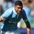 L'attaccante della Lazio Filip Djordjevic