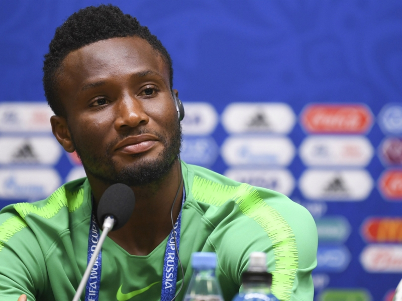 Mikel sends heartfelt thank you to authorities following rescue of father in 'gun duel' with kidnappers