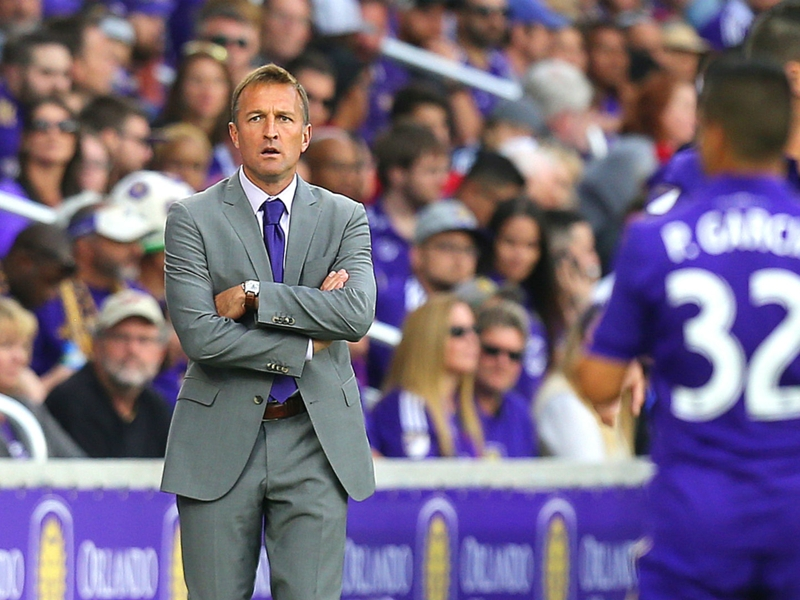 Orlando City parts ways with Kreis after six-game slide