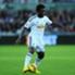 Swansea City striker Wilfried Bony