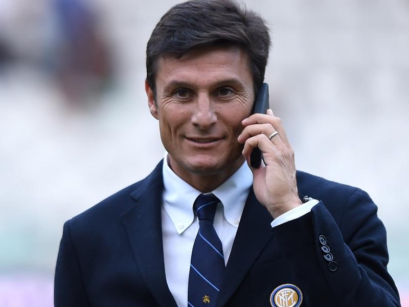Ultime Notizie: Tra l'Inter e i social network: anche Zanetti sbarca su Twitter