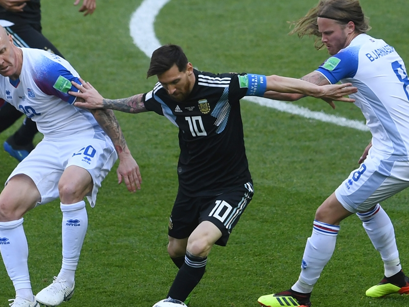 Argentina draw is useless if we don't tame Super Eagles - Iceland's Gunnarsson reveals mission vs. Nigeria