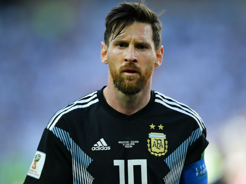 Messi doesn't need World Cup to be greatest of all time - Xavi