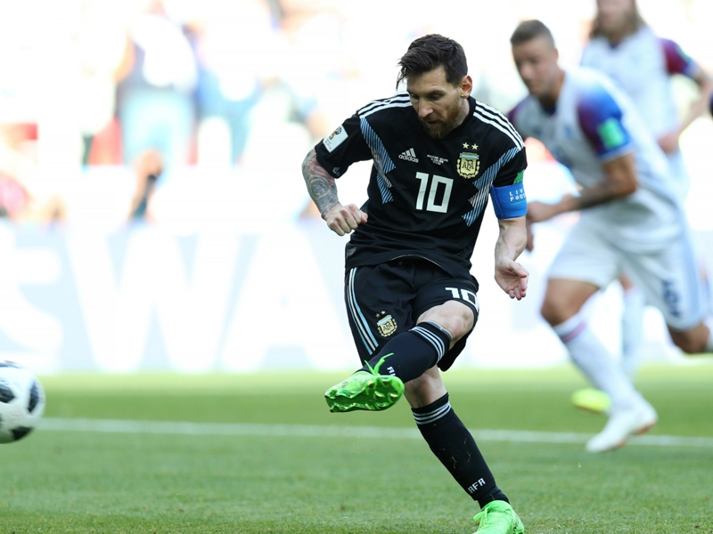 Don't blame Messi penalty miss for Argentina failures