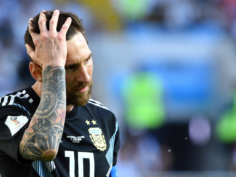 'Messi's commitment is still there' - Sampaoli backs Leo to lead Argentina through group stage