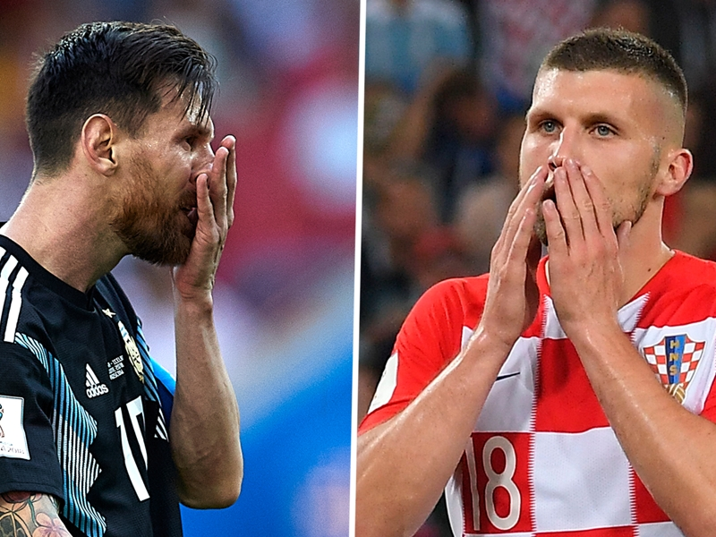 Cheer up, Leo! Even Messi's Argentina have nothing to fear from Croatia & Nigeria