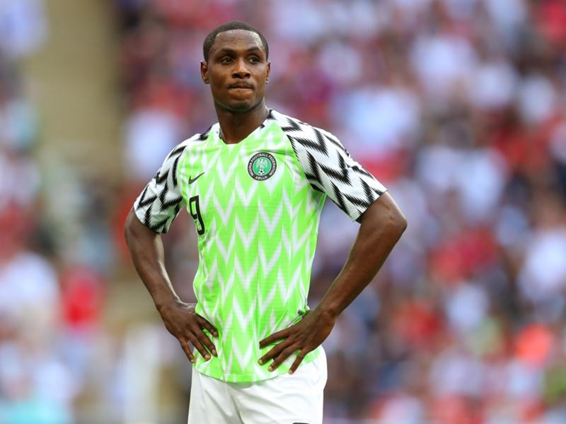 Ighalo inspire le Nigeria