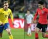 İsveç - Güney Kore maçının muhtemel 11'leri