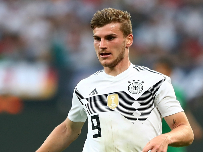 Après la défaite contre le Mexique, Timo Werner croit toujours en l'Allemagne à la Coupe du monde 2018
