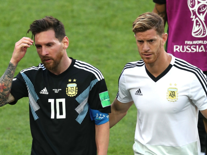 Messi is not Maradona, he does not win a World Cup alone - Crespo