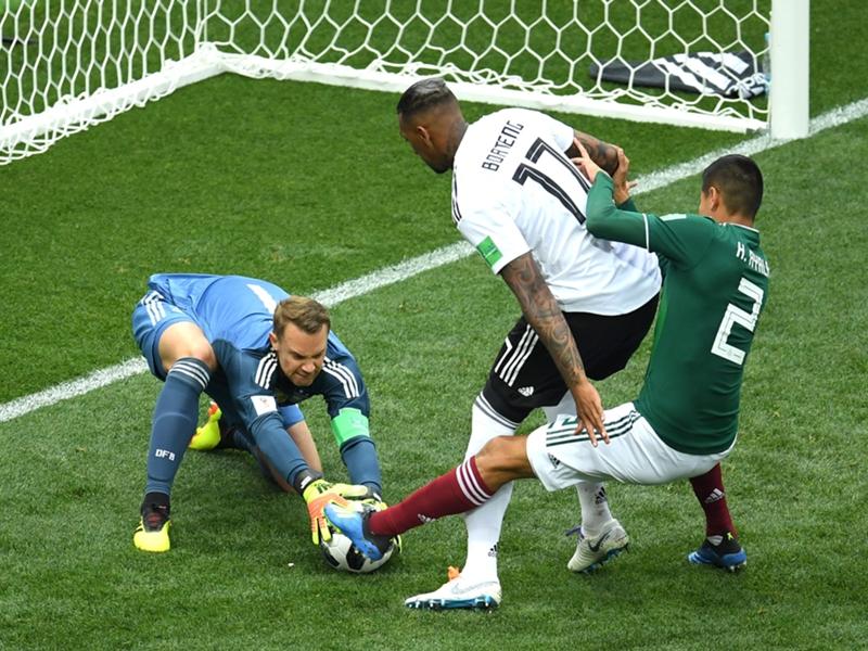 """Allemagne, Gomez : """"L'Espagne avait aussi perdu son premier match en 2010"""""""