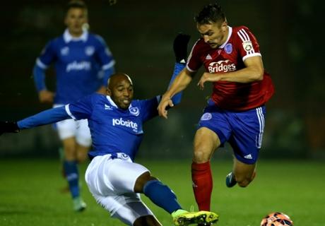Report: Aldershot 1-0 Portsmouth