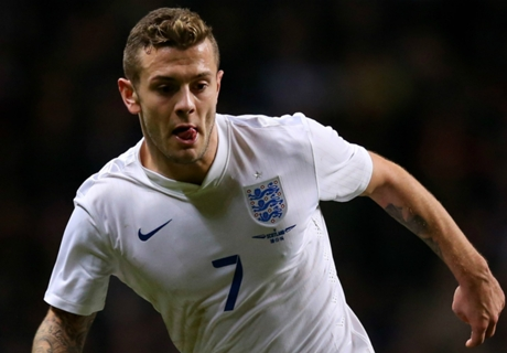 Wilshere: Wenger won't let me play deep