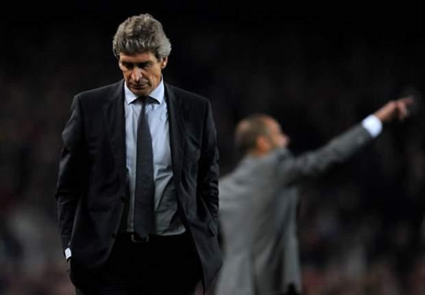 Pellegrini y Guardiola se conocen bien de sus pasos por la liga española