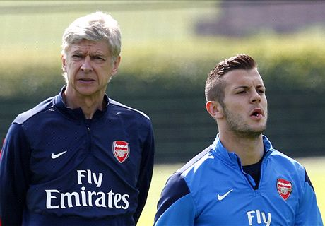 Wenger: 'It doesn't look good' for Wilshere