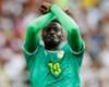 Senegal celebrate against Poland
