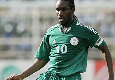 Okocha questions Nigeria passion