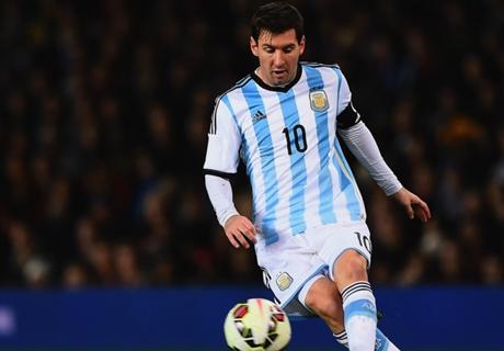 Quatre clubs pour Lionel Messi