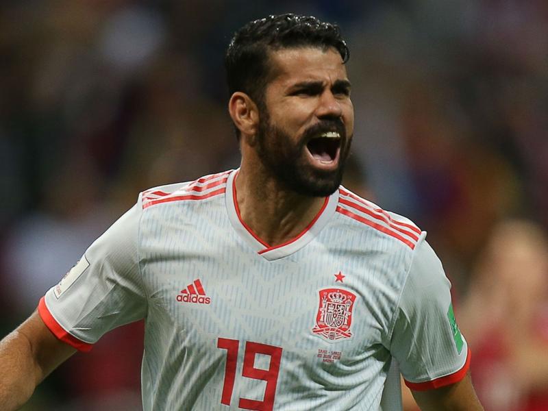 Espagne : Diego Costa évoque la course au titre de meilleur buteur avec Ronaldo