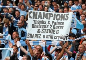 Platz 12: Manchester City I Zuschauerschnitt: 47.080