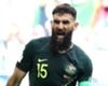 Australia midfielder Mile Jedinak