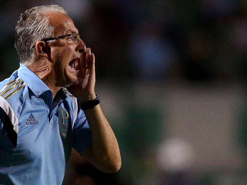 Dorival Júnior cogita escalar Bruno César como substituto de Valdivia