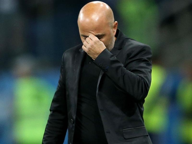Argentina terminate Sampaoli's contract