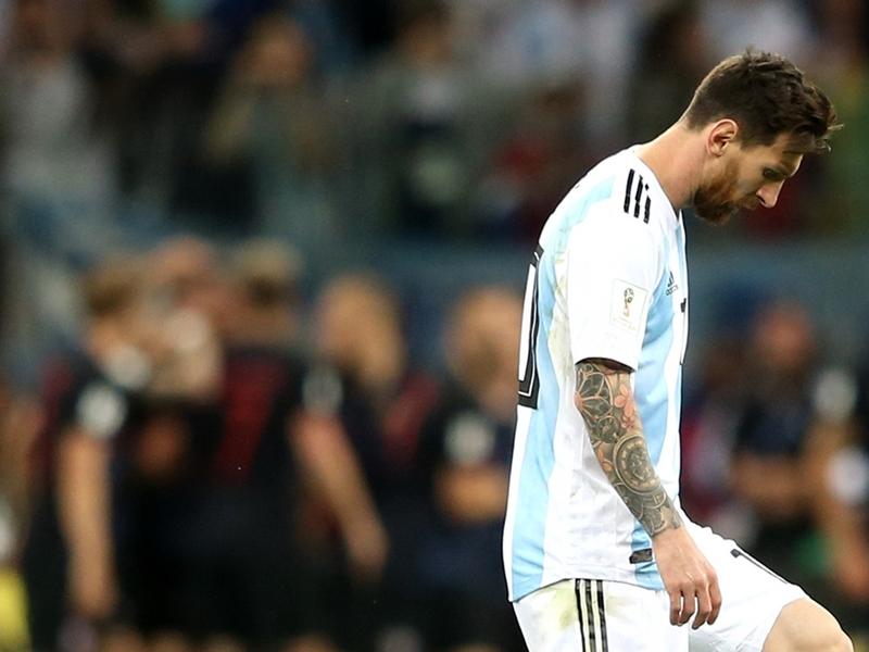 L'Argentine de Messi a touché le fond, autopsie d'un naufrage