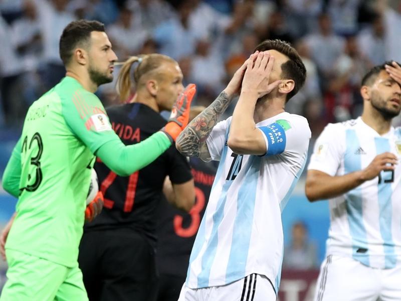 """""""La maison du ridicule"""", """"fiasco mondial""""... : la revue de presse de l'humiliation subie par l'Argentine"""