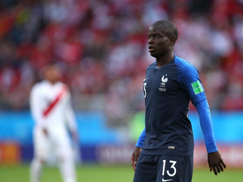 Équipe de France - N'Golo Kanté, le coeur et le poumon des Bleus