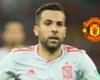 Manchester United, Jordi Alba'yı transfer etmek istiyor