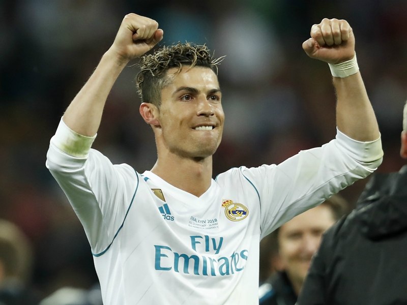 Champions like Ronaldo never tire of new challenges, says Pele
