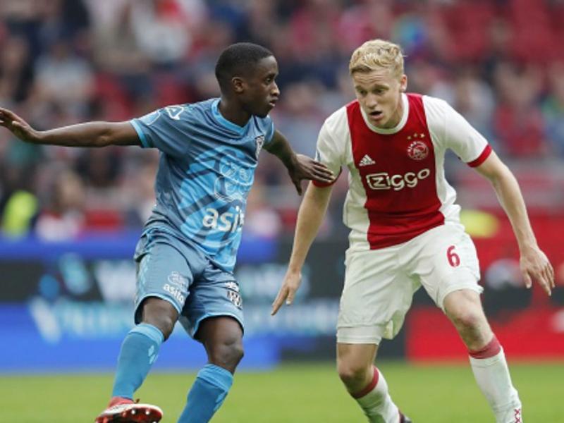 Mercato - Amiens se positionne pour Jamiro Monteiro (Heracles Almelo)