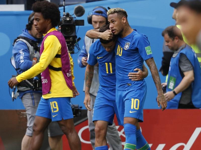 Brésil, Coutinho se réjouit pour Neymar