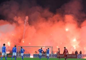 27° Zeljeznicar-FK Sarajevo (Sarajevo, Bosnia)