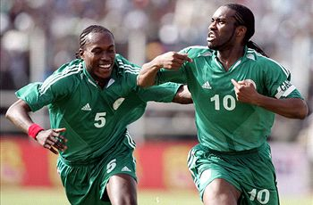 Okocha questions Nigeria players' passion following Afcon failure
