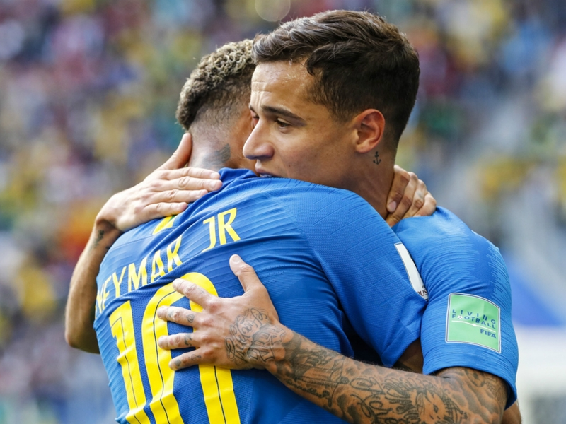 Can Coutinho be Barcelona's new Neymar? Brazilian backed to fill big boots by Luis Garcia