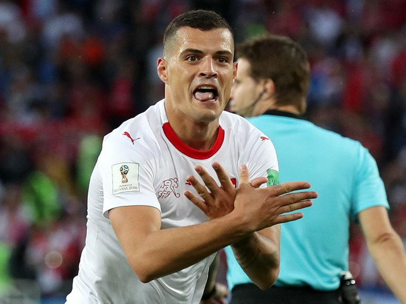 'Xhaka does not represent Switzerland - he cannot be captain!' – Henchoz hits out at Arsenal star