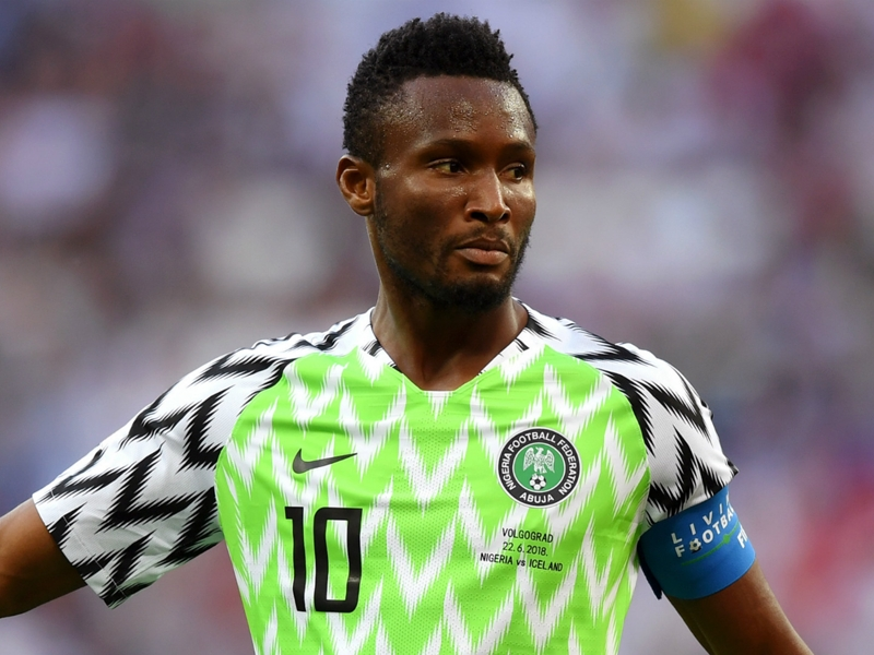 Former Chelsea star Mikel back in England at Middlesbrough