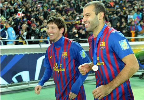 Masch: Messi doesn't want Barca exit