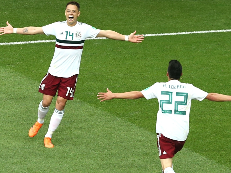 Mexico's 2018 in review: Germany win at World Cup stands as high point
