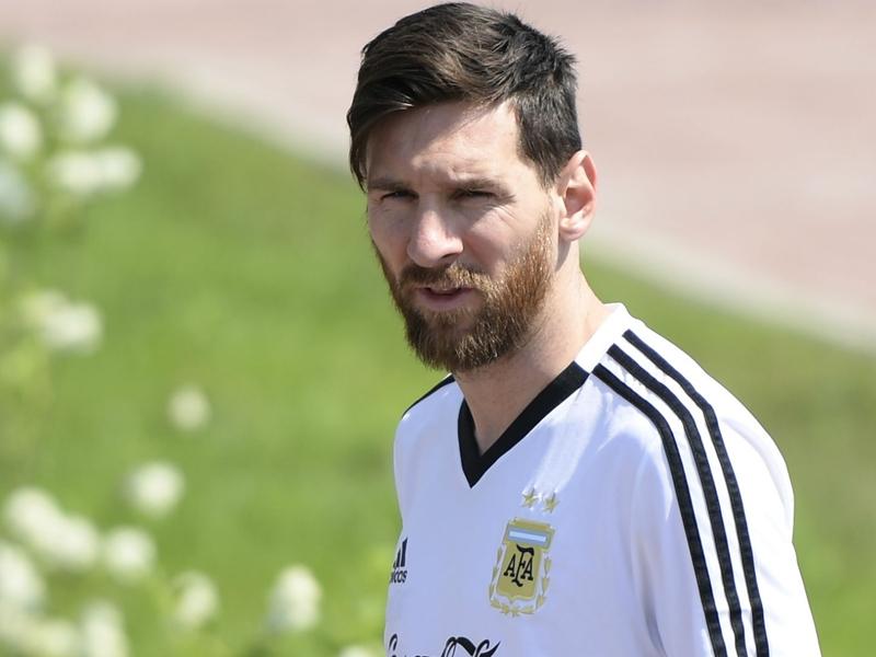 Comment sera l'anniversaire de Messi avec l'Argentine en Russie ?