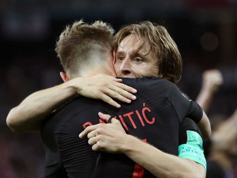 Modric should win any prize Messi can't – Rakitic
