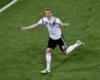Germany midfielder Toni Kroos