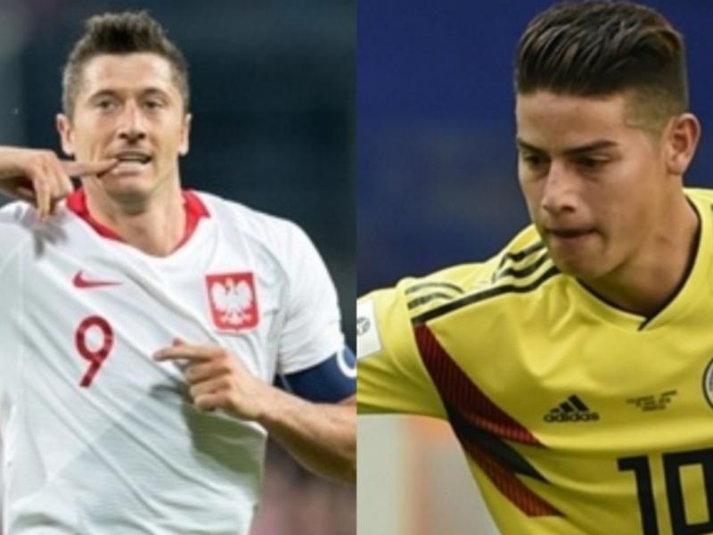 Suivez Pologne-Colombie en direct commenté